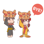 10.bye