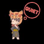 13.quiet